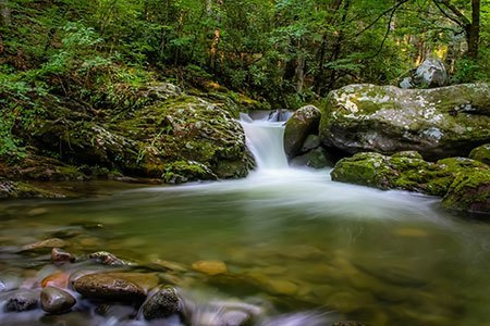 This Privately Owned And Secluded Spot Is Located In Gatlinburg Sits Right Next To The Great Smoky Mountain National Park